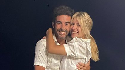 Laurita Fernández y Nicolás Cabré estuvieron juntos tres años (Foto: @holasoylaurita)