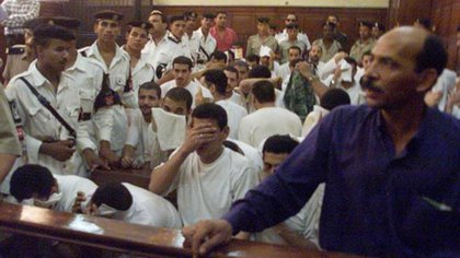 """En abril, once hombres fueron condenados a 12 años de cárcel por cometer """"actos homosexuales"""""""