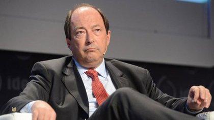 Ernesto Sanz, ex senador nacional