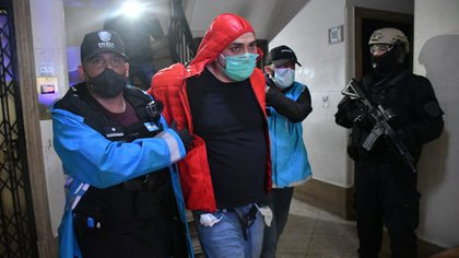 Al menos dos de los asaltantes tienen antecedentes por robo y salideras bancarias