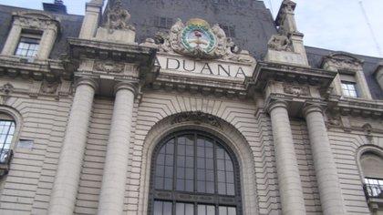 Sede de la Dirección General de Aduanas