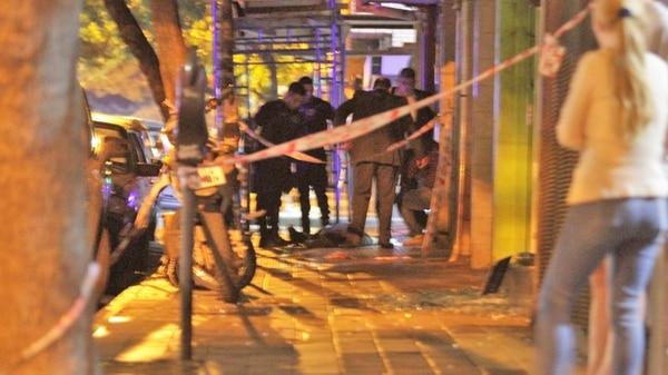 El enfrentamiento ocurrió en el barrio Nueva Córdoba, en una zona muy poblada con gran cantidad de bares y locales (Gentileza Cadena3)