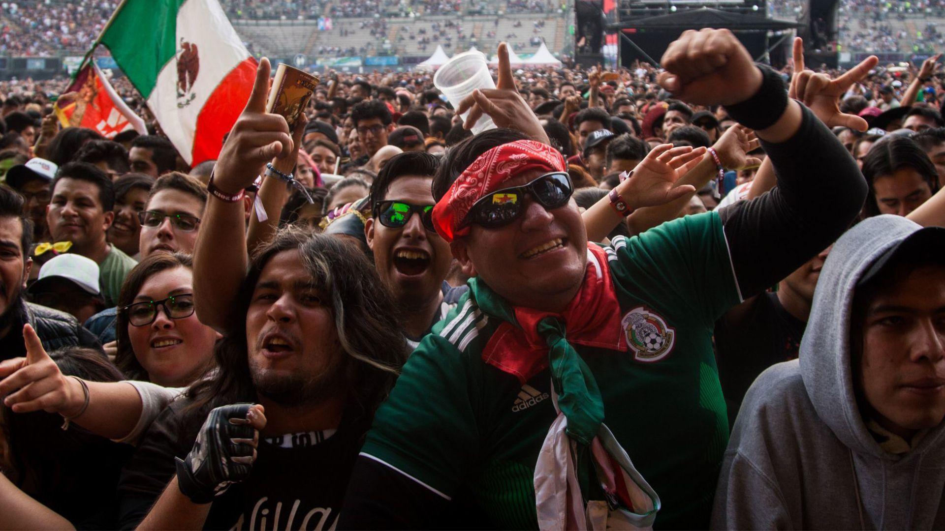Vive Latino (Foto: Cuartoscuro)