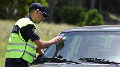 Los controles policiales verificarán la documentación requerida