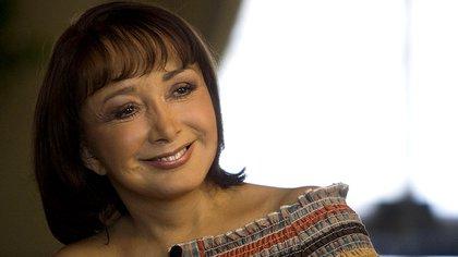 La actriz se mantiene confinada en su casa de la Ciudad de México (Foto: Archivo)