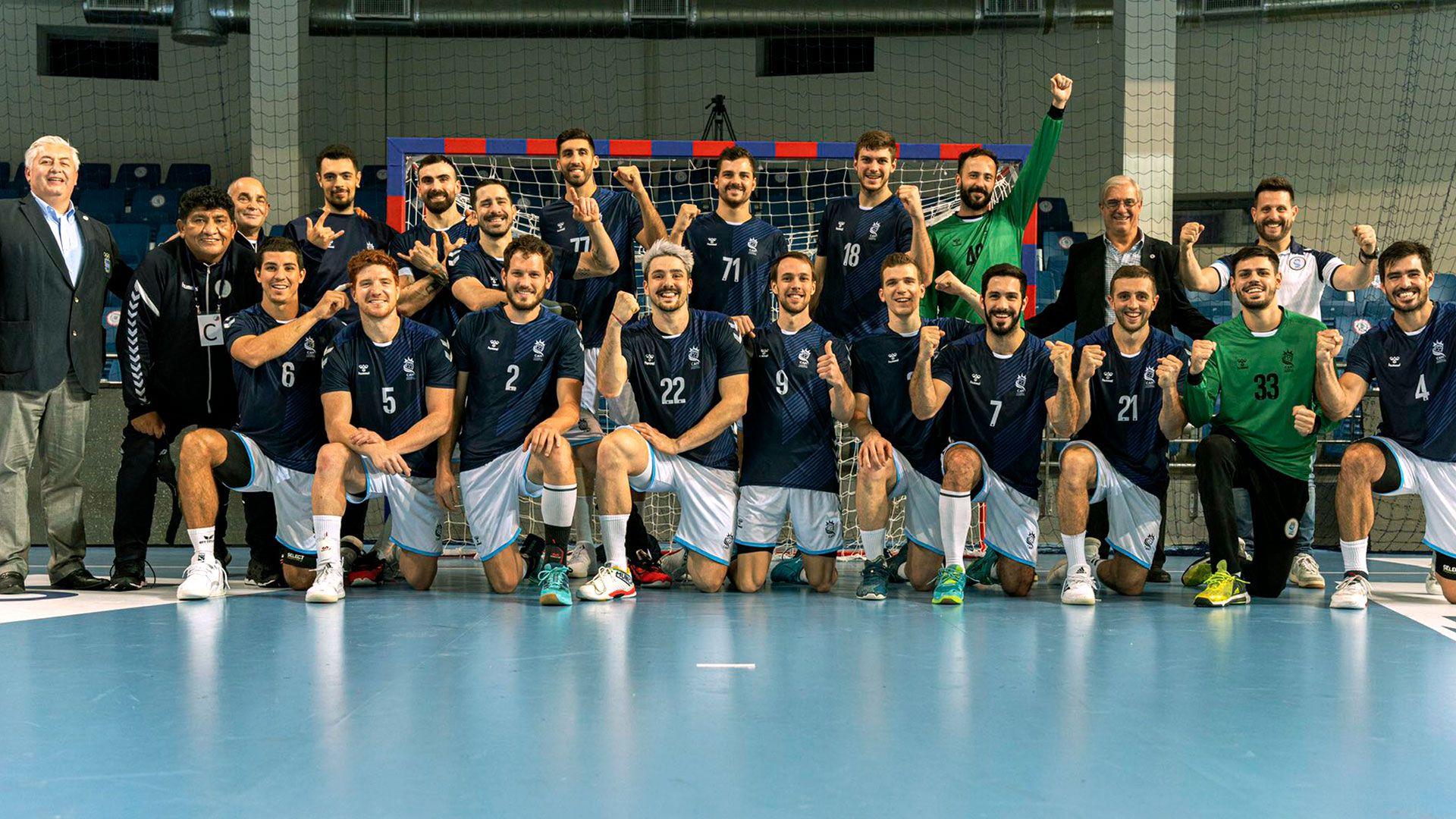 seleccion argentina mundial handball 2021