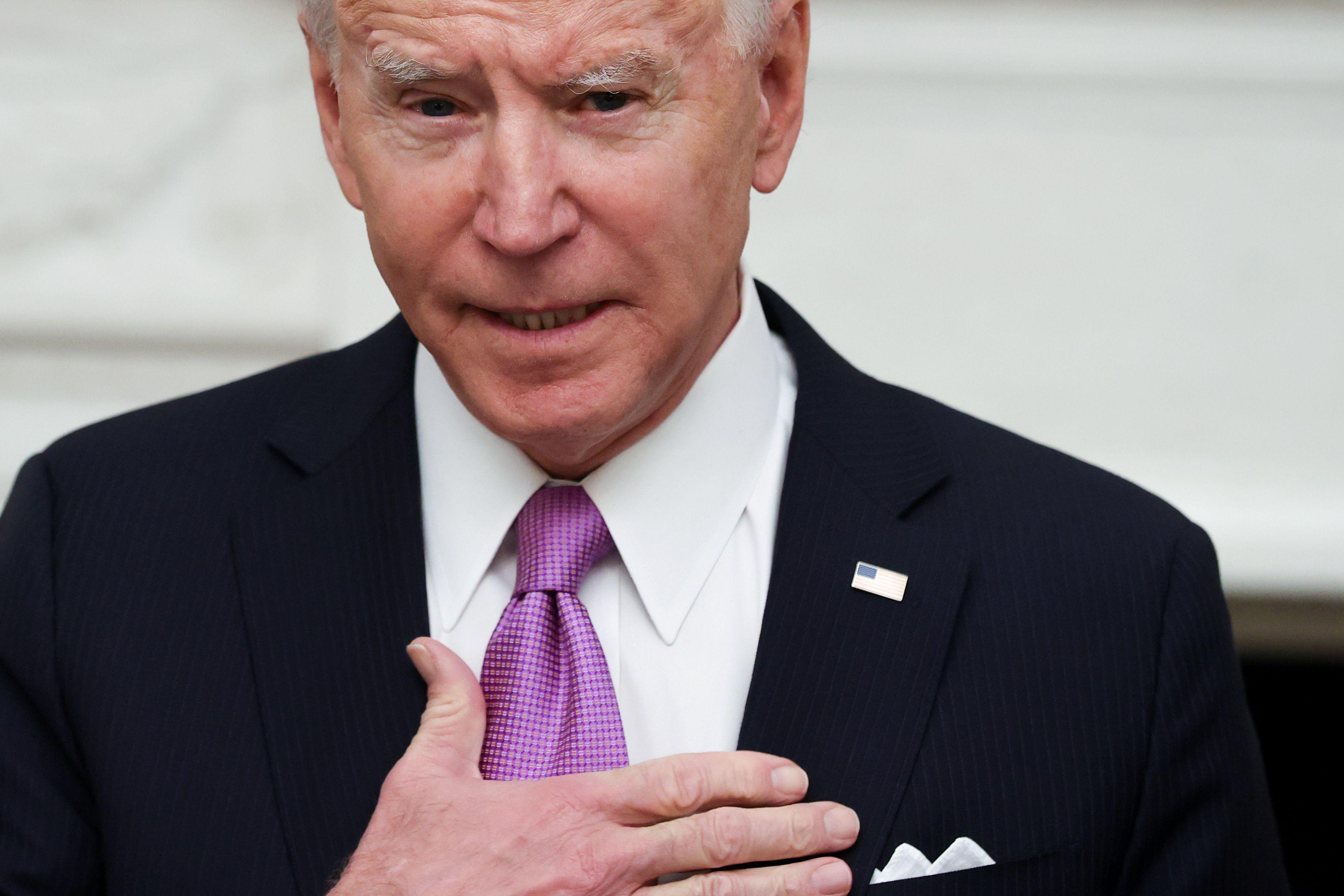 El presidente Biden también combatirá la situación económica de EEUU  (Foto: Reuters / Jonathan Ernst)
