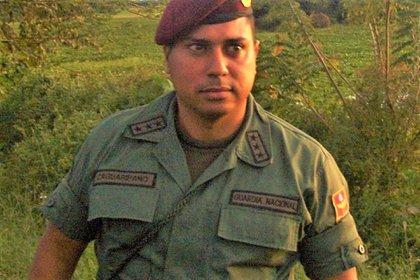 El capitán Caguaripano fue desaparecido y torturado