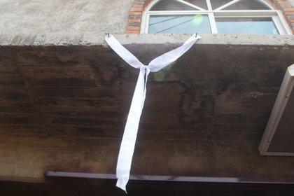 Velorio de Brandon Giovanni, de 12 años, quien perdió la vida el pasado lunes 3 de mayo al ser víctima del colapso del puente de la Línea 12 del metro. Ciudad de México, mayo 5, 2021. Foto: Karina Hernández/Infobae