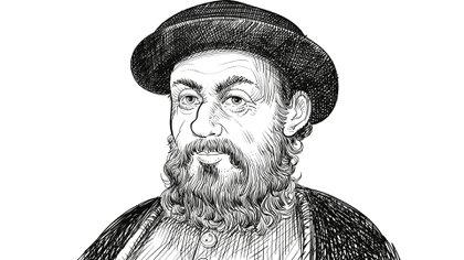 Fernando de Magallanes (Shutterstock)