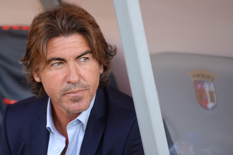 En la imagen el entrenador portugués Ricardo Sá Pinto. EFE /EPA /HUGO DELGADO /Archivo