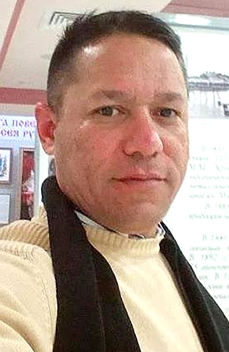 Johnny Rafael Mejías Laya