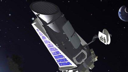 Los astrónomos revisaron la información recogida en las observaciones que se realizaron entre 2009 y 2013 con el telescopio Kepler (NASA)