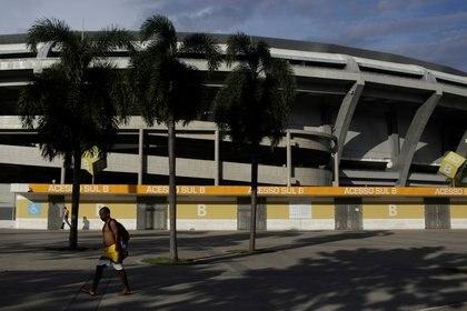 El mítico Maracaná, sede de Mundiales y de las ceremonias de apertura y clausura de los Juegos Olímpicos Río 2016 (REUTERS/Ricardo Moraes)