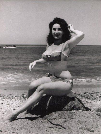 Tras la muerte de Armando Bo, Isabel Sarli se recluyó