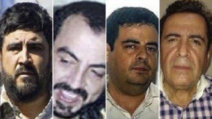 Los cuatro hermanos fundadores del cártel (Foto: Especial)