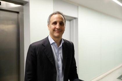 Marcos Bulgheroni, CEO de Pan American Energy
