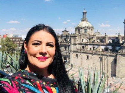 """Ávalos aseguró que ella """"no monetiza"""", pero conoce los manejes del rubro (Foto: Instagram de Alejandra Ávalos)"""
