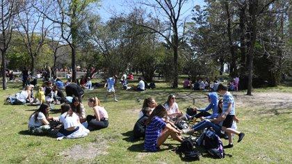 En el Club Ciudad de Buenos Aires organizaron diferentes actividades para niños para todas las edades y compartir un día en familia