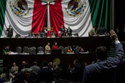 En la Cámara de Diputados se implementarán medidas como la suspensión de visitas, reducción de personal y acotación del tiempo de duración de las sesiones legislativas. (Foto: Cuartoscuro)