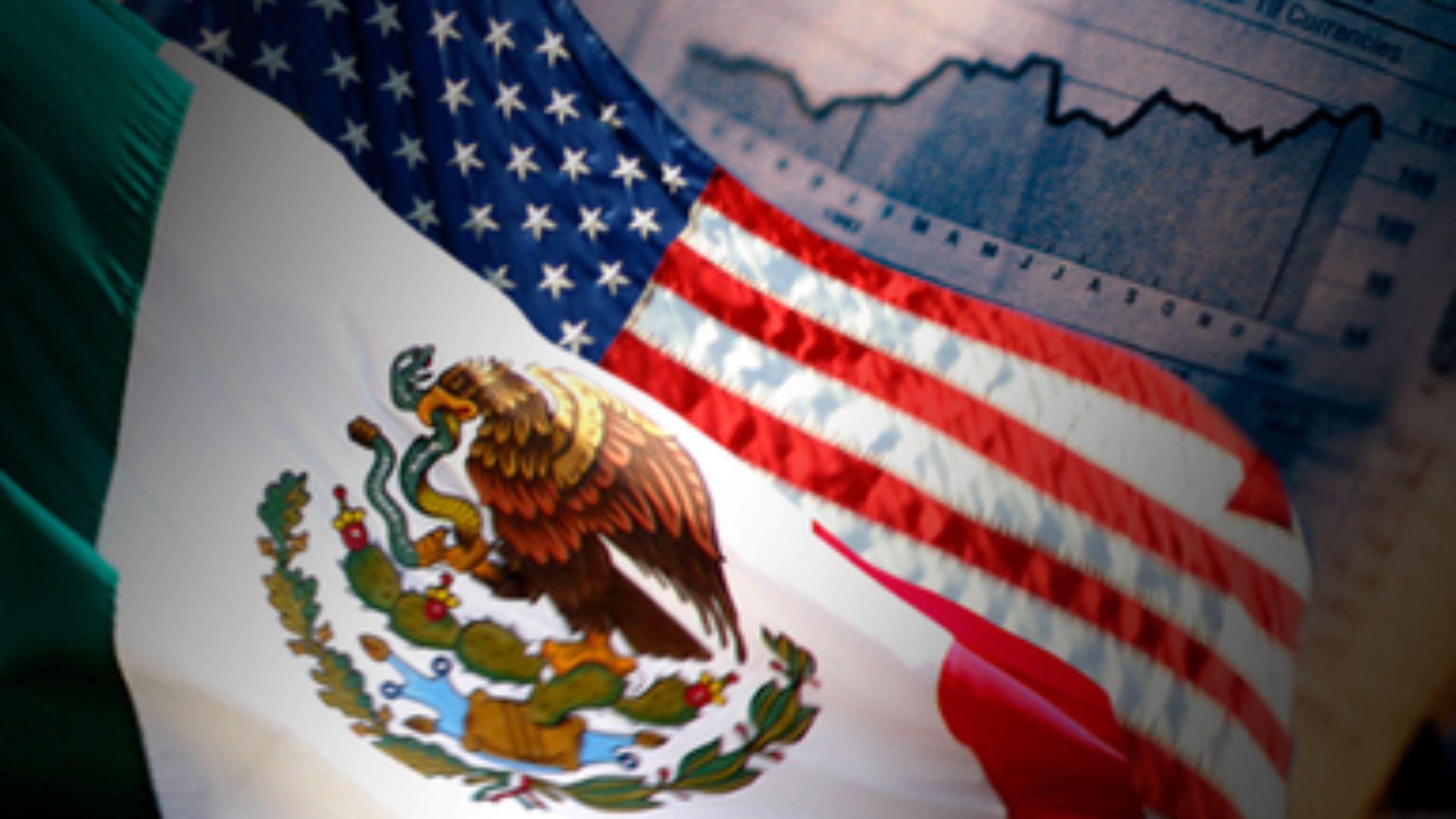 La economía mexicana se podría ver gravemente afectada si continúa en marcha la amenaza de Trump (Foto: gob.mx)