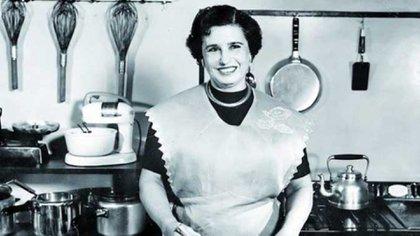 Doña Petrona pedía que le mandaran sus dudas si es que algo de la receta no salía bien.
