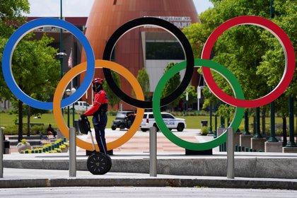 El Centennial Olympic Park, una atracción referente de la ciudad de Atlanta (Reuters)