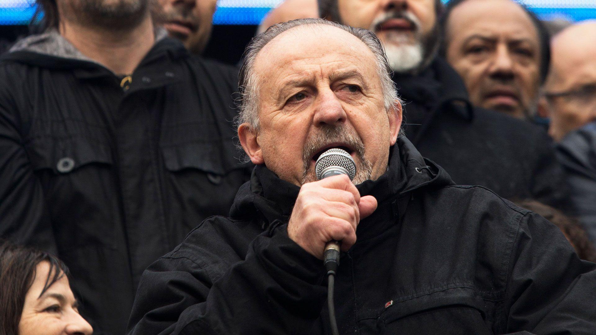 Hugo Yasky, titular de la CTA oficialista, aspira a otro mandato como diputado
