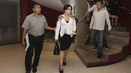 Existe la versión que Claudia Ochoa fue la sucesora de El Chino Ántrax (Foto: Cuartoscuro)