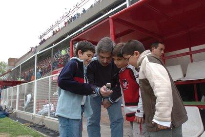 Hincha de Argentinos Juniors