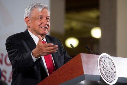 López Obrador comentó que el motivo de rechazar la renuncia fue que no se le había consultado antes de presentar el documento. (Foto: Cortesía Presidencia)