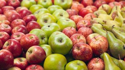 Repunte de las peras y manzanas luego de varios meses en crisis