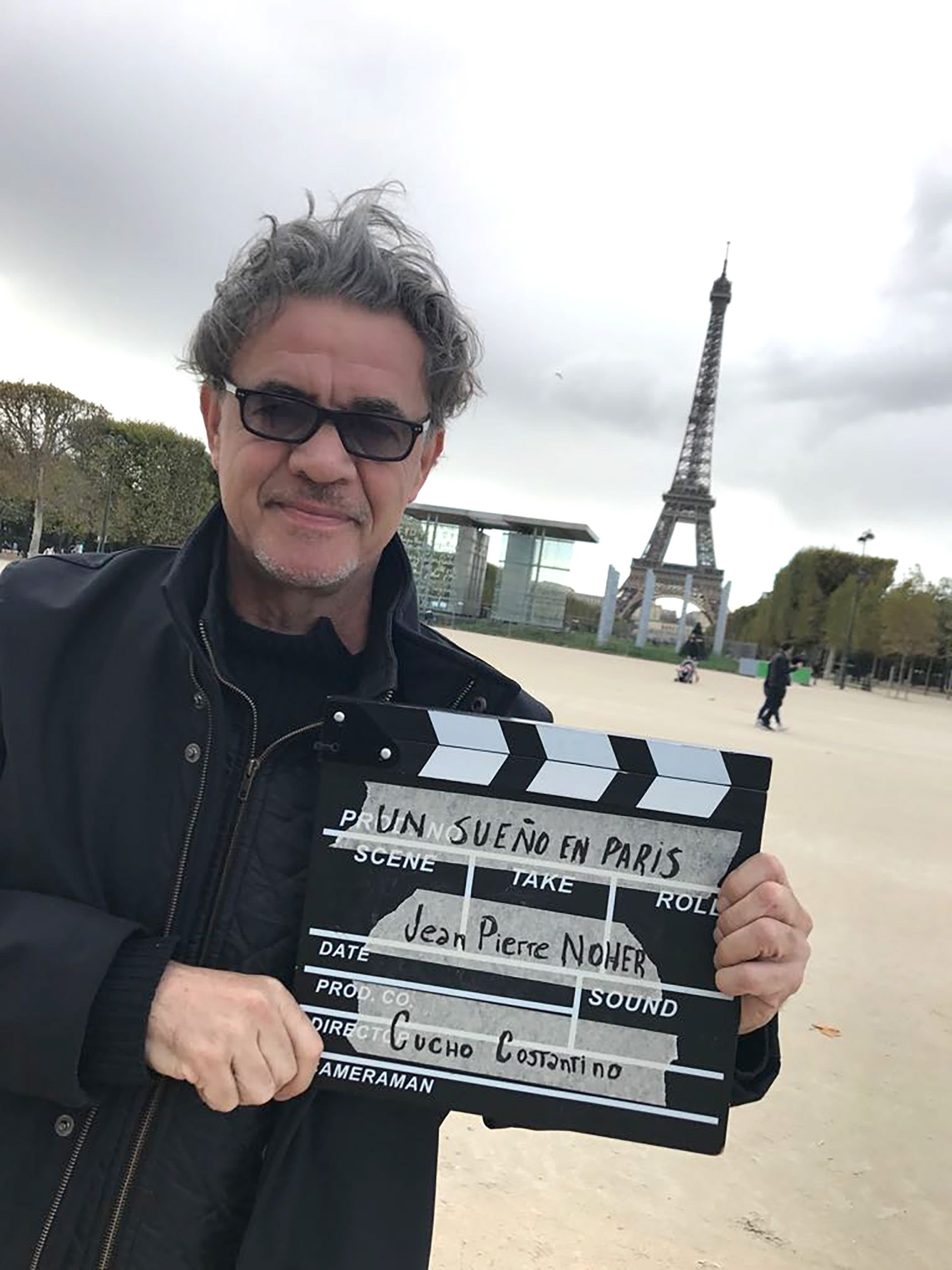 Jean Pierre Noher, protagonista del documental