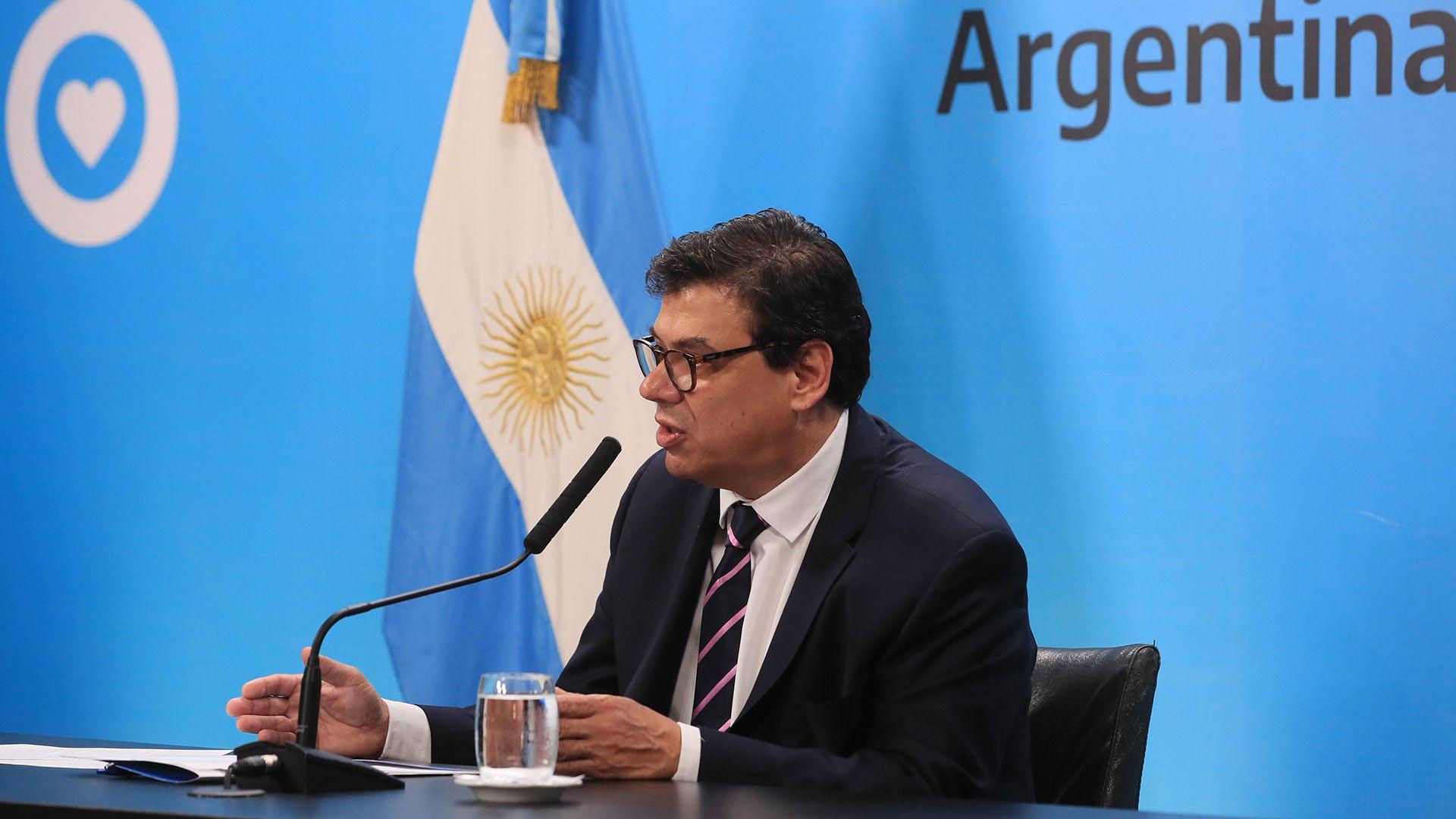 Claudio Moroni (Presidencia)