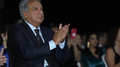 12/03/2019 El presidente de Ecuador, Lenín Moreno VENEZUELA ECONOMIA SUDAMÉRICA PRESIDENCIA DE ECUADOR