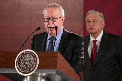 Carlos Urzúa renunció a la Secretaría de Hacienda y Crédito Público. (Foto: Cuartoscuro)