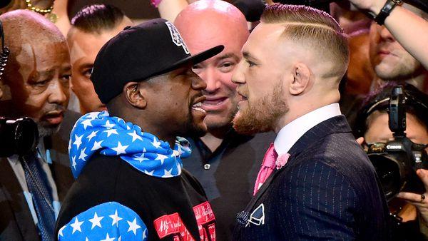 La insólita preparación de Mayweather para su pelea con McGregor: fiestas en su club de strippers durante una semana