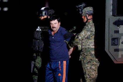 Para Guzmán Loera, esa detención marcaría su destino (Foto: REUTERS/Tomas Bravo)