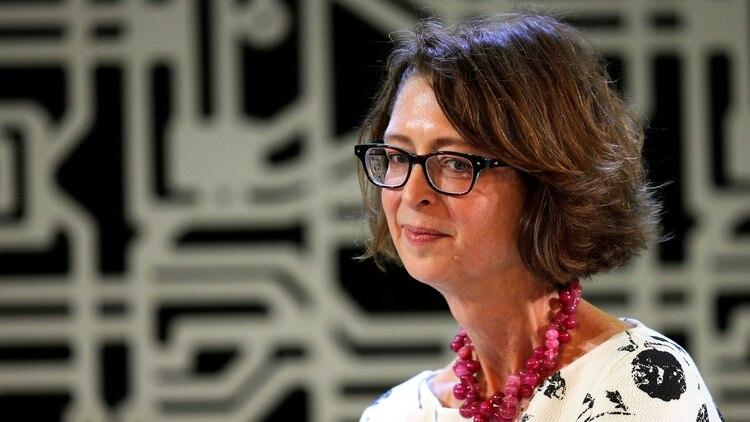 Abigail Johnson es una de las mujeres fuertes del mundo de las finanzas (Reuters)