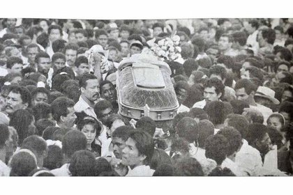 Fueron 35 las víctimas mortales en La Chinita tras la masacre perpetrada por las Farc. Foto de archivo de El Espectador