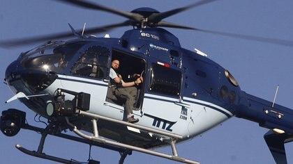 Sergio Bernie ordenó el operativo con participación de las Fuerzas Especiales (DyN)