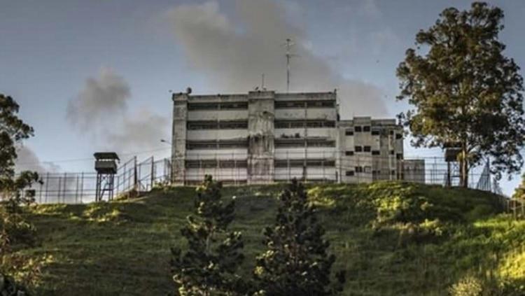 La cárcel militar de Ramo Verde