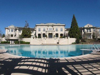 Así es la mansión que perdió Evander Holyfield
