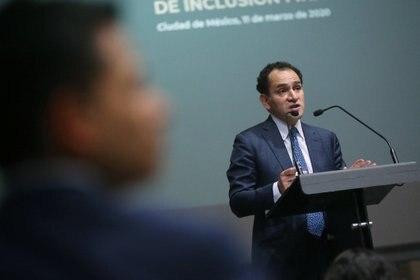 El titular de la SHCP aclaró la fecha del inicio de la reactivación económica de México (Foto: Reuters / Luisa Gonzalez)