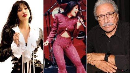 Selena contra el racismo: Maya Zapata y Edward James Olmos conversarán sobre la estrella y su legado por la inclusión