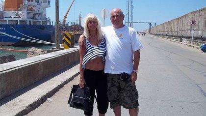 La víctima, identificada como Alfredo Poggetti, tenía 66 años