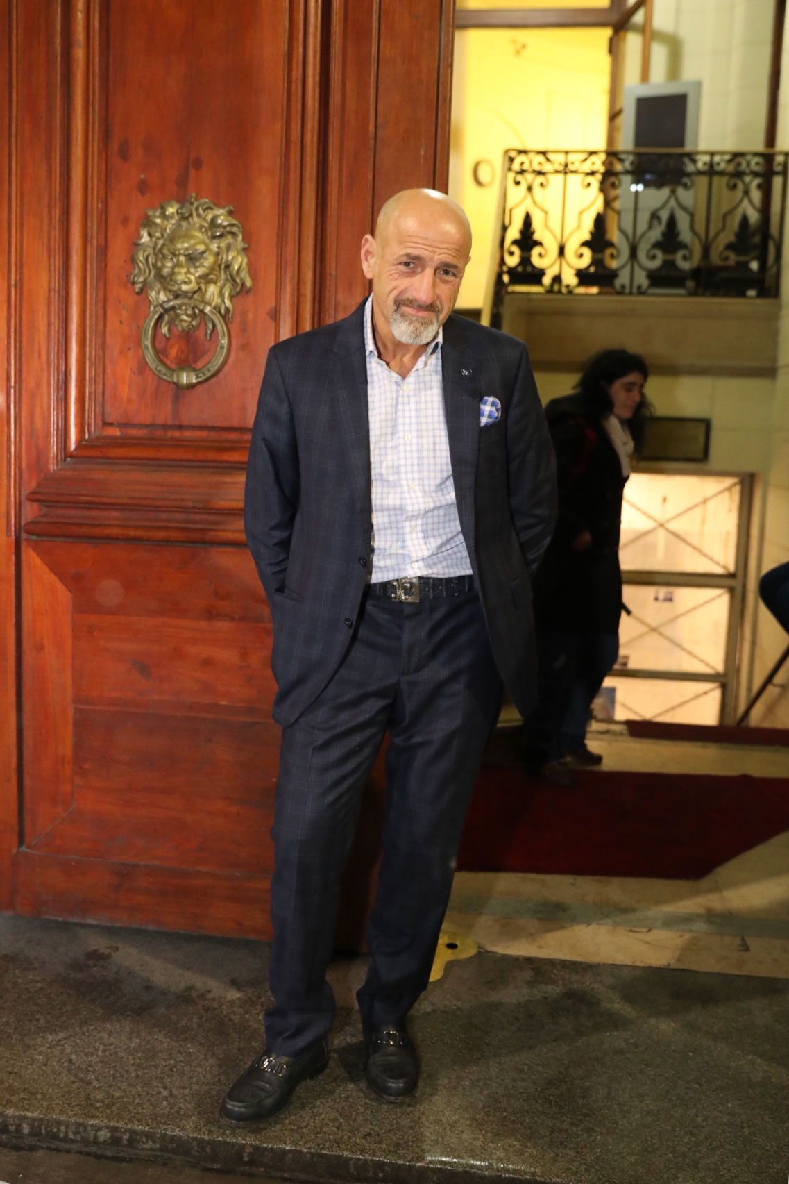 Gustavo Sofovich (Foto: Teleshow/Chule Valerga)