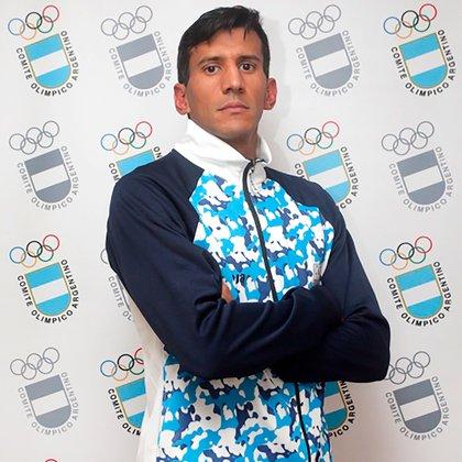 Sergio Alí Villamayor, clasificado al pentatlón moderno (Prensa-COA)