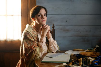 Emma Watson interpretará a la mayor de las hermanas March, protagonistas de la novela (Foto: Vanity Fair)