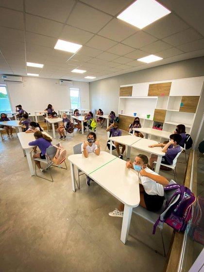 """""""El cese de la educación presencial pone en grave peligro a todos los alumnos"""", comunicó la institución."""